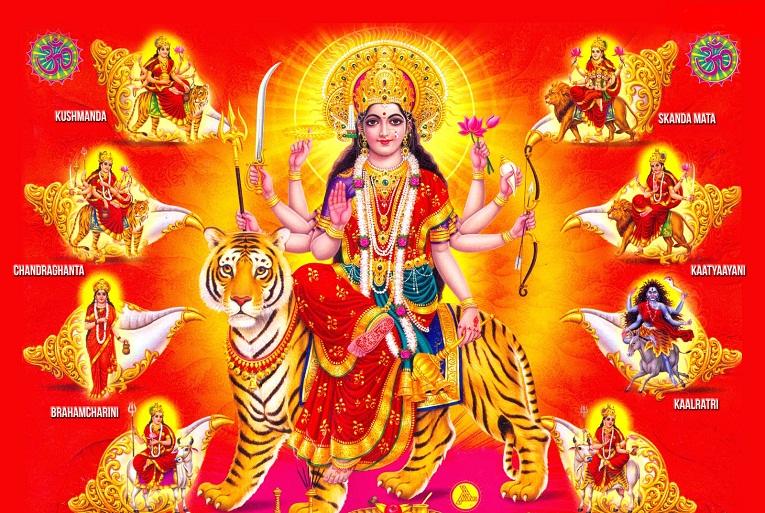 बडादशैँको नवरात्रि शुरु, भक्तपुरको ब्रह्मायणीमा भक्तजनको घुइँचो