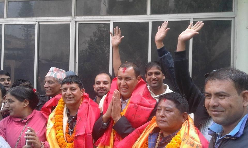 ओखलढुंगा कांग्रेसले थाल्यो चुनावी अभियान, भोलीे गामनाङटारबाट अभियान सुरु