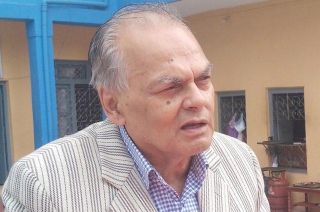 कांग्रेस नेता जोशीको उम्मेदवारी खारेजः अायाेग