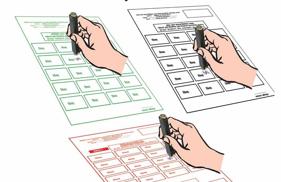 ३२ जिल्लामा आज मतदान, १११ सिटका लागि ७०२ उम्मेदवार चुनावी मैदानमा