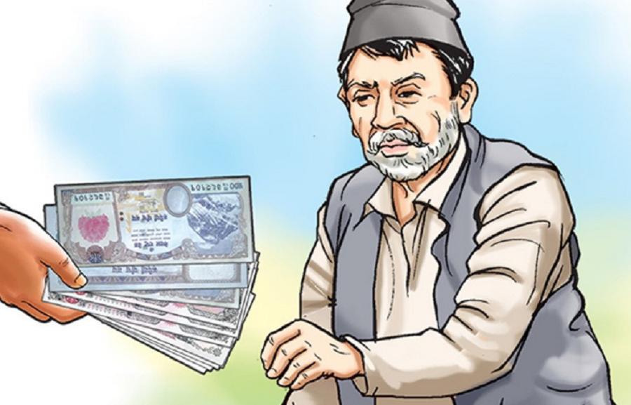 सरकारको निर्णयले कर्णालीका जनताले ५५ वर्षमै वृद्ध भत्ता पाउने
