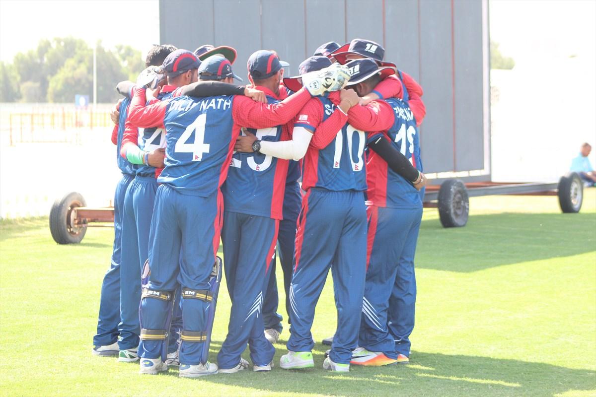 विश्व क्रिकेट लिगः नेपाल र नामिविया भिड्ने
