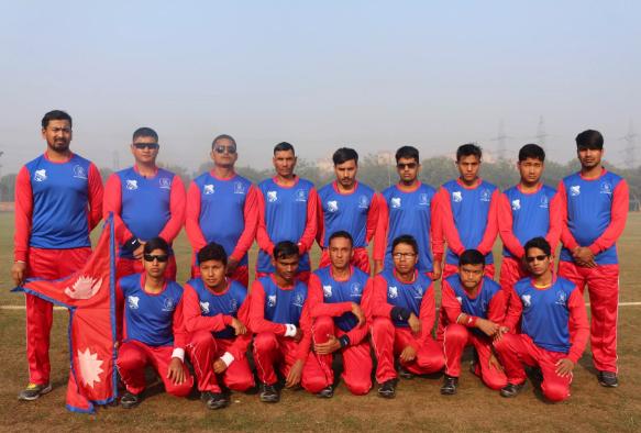 नेपालले पहिलो पटक नेत्रहीन एकदिवसीय विश्वकप क्रिकेट खेल्ने, यस्तो छ लक्ष्य