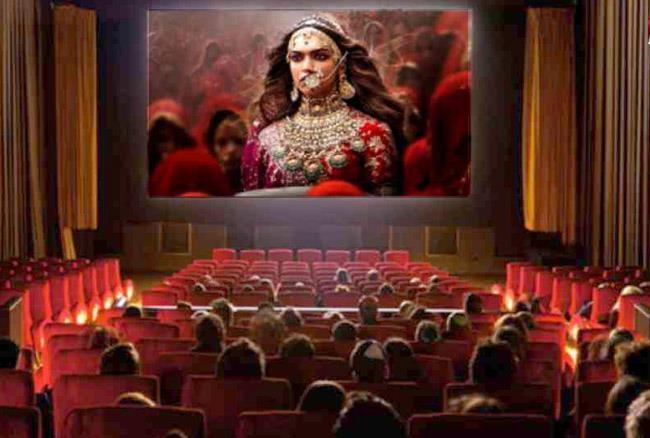 चकित पार्ने फिल्म 'पद्मावत'