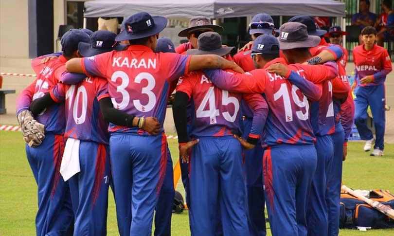 विश्व क्रिकेट लिग डिभिजन टूः नेपाल ओमानविरुद्ध पराजित