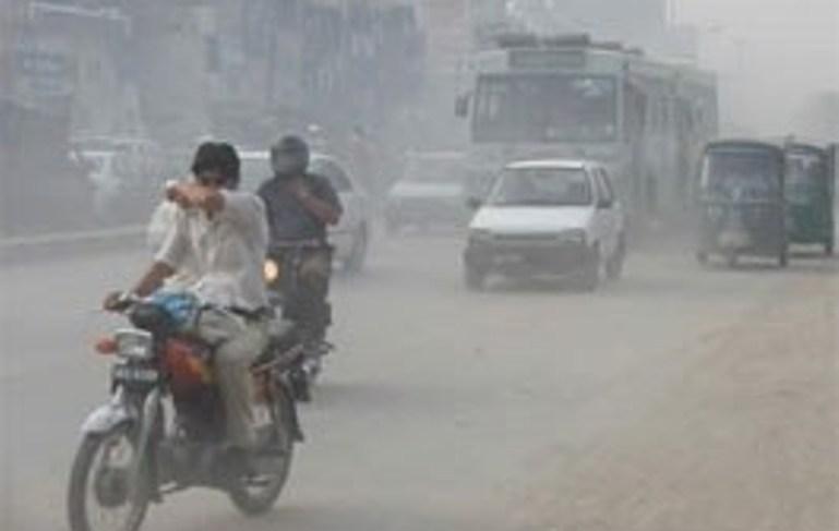 उपत्यकाको वायुप्रदूषण वर्षकै उच्च