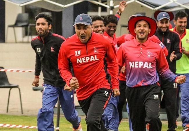 आइसिसी वर्ल्ड क्रिकेट लिग डिभिजन टू : आज नेपाल र युएईकाे भिडन्त