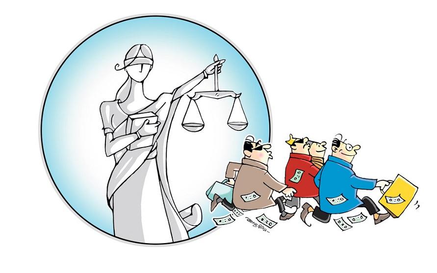 विदेशी अपराधीको साढे तीन अर्ब संकटमा