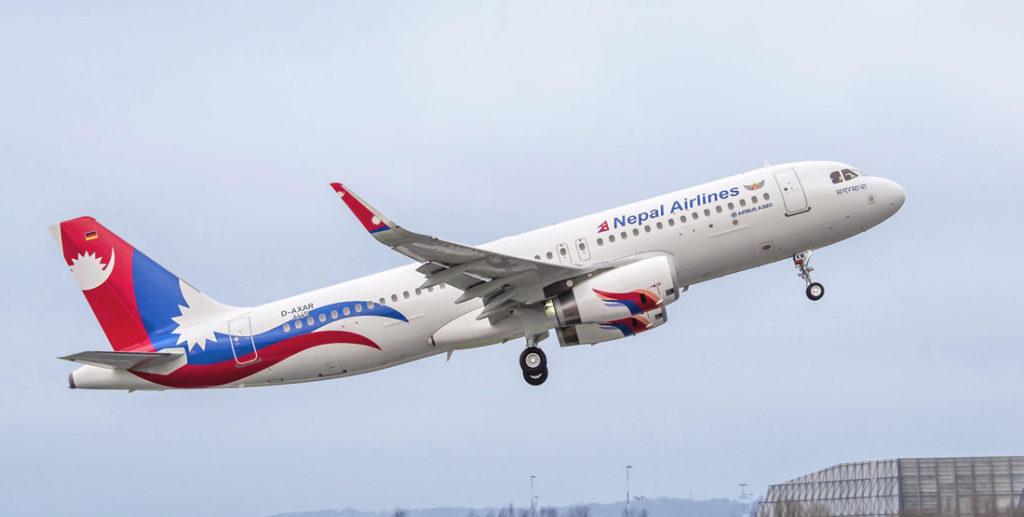 बेइजिङ र सिड्नी उड्दै नेपाल एयरलाइन्स
