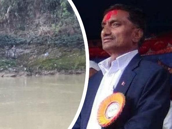 त्रिशुलीमा गाडी खसेर सिंचाइ सचिव यादवको मृत्यु