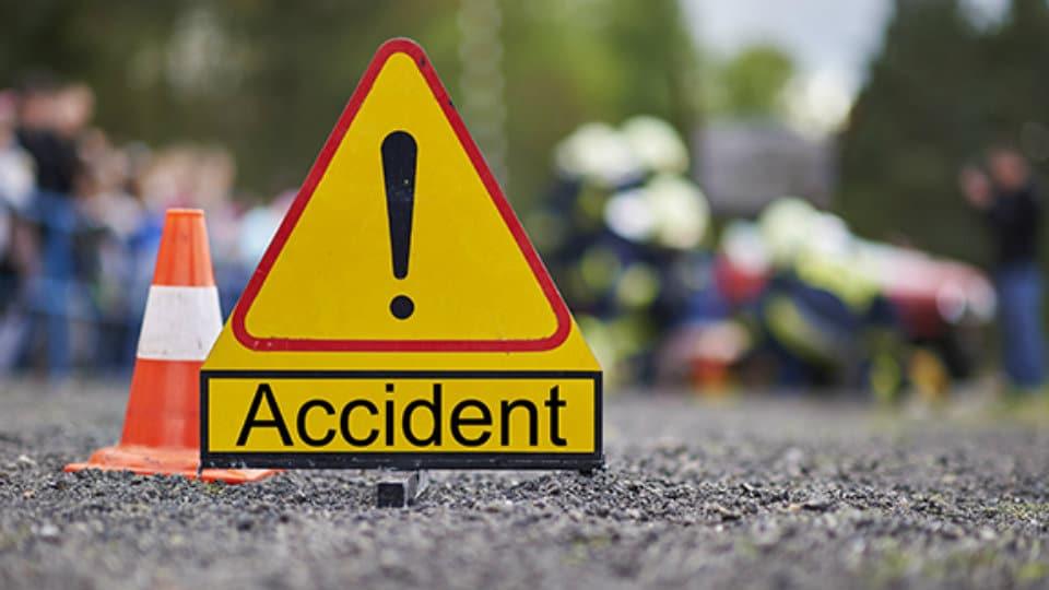 ट्रक दुर्घटनामा एकको मृत्यु, आठ घाइते
