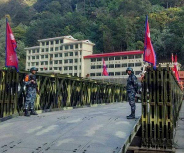 आजदेखि पुनः खुल्यो चीन–नेपाल तातोपानी नाका