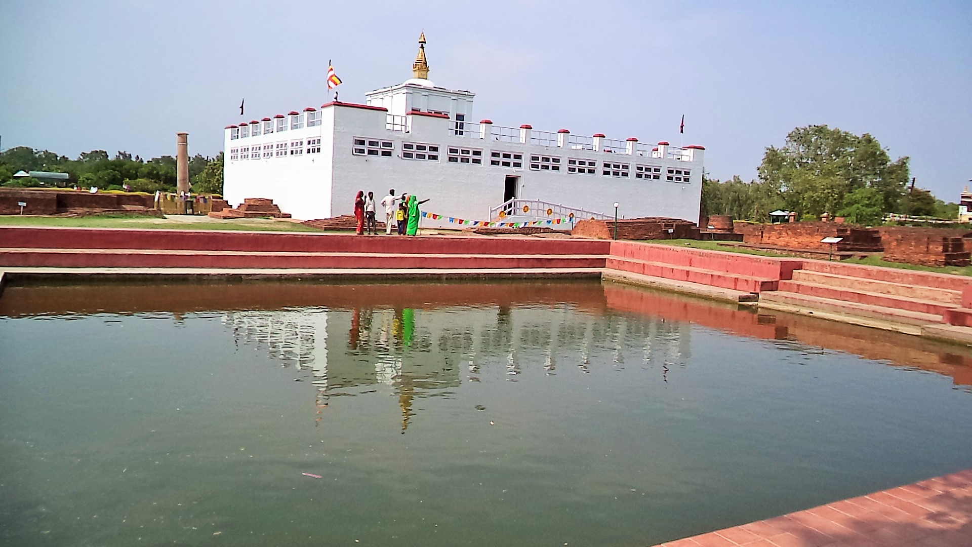 कोरोना सङ्क्रमण नेपालमा नआओस् भन्दै लुम्बिनीमा शान्ति प्रार्थना