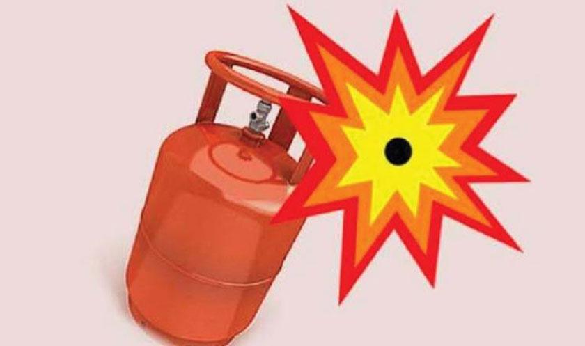ग्यास सिलिण्डर विस्फोट हुँदा ११ घाइते