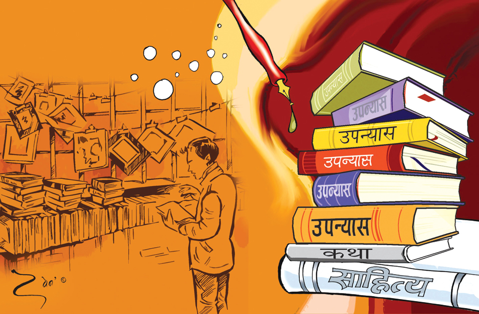 'अन्तराष्ट्रिय साहित्य महोत्सव' काठमाडौंमा सुरु