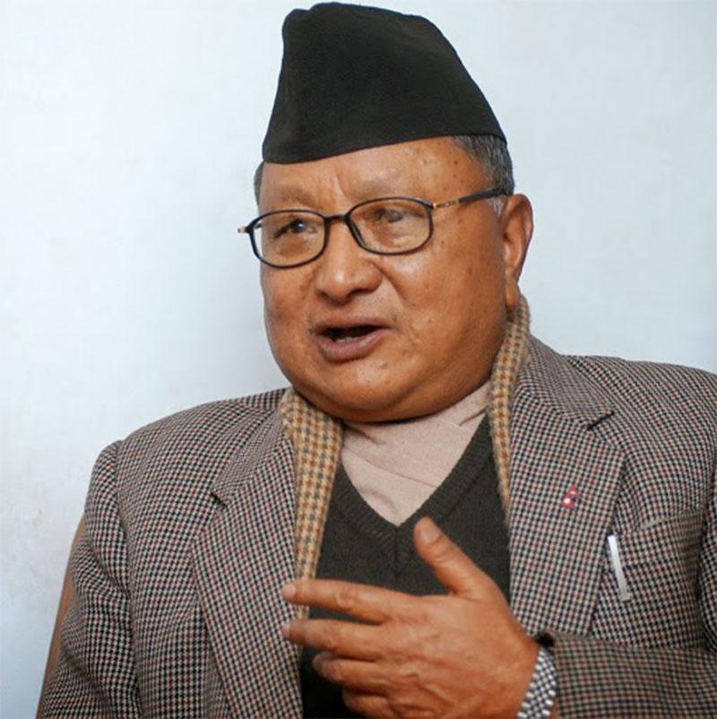 विदेशी भूमिमा अलपत्र नेपालीलाई नेपाल प्रवेश गर्न दिन कांग्रेस नेता श्रेष्ठको आग्रह