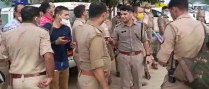 भारतमा एकजना डिएसपीसहति आठ प्रहरीको हत्या