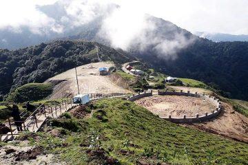 पर्यटकीयस्थल कपासेभञ्ज्याङ