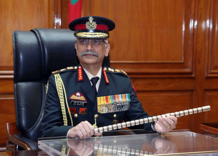 भारतीय सेनाध्यक्ष कात्तिक १९ मा नेपाल आउने