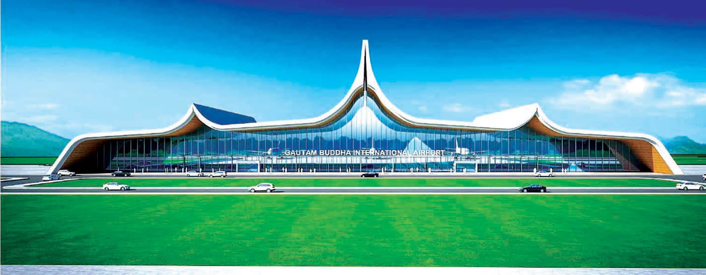 गौतम बुद्ध विमानस्थल निर्माणको अवधि पाँचौ पटक थप्ने तयारी