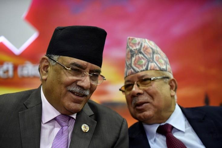नेकपाको प्रचण्ड–नेपाल समूहले आज शक्ति प्रदर्शन गर्ने