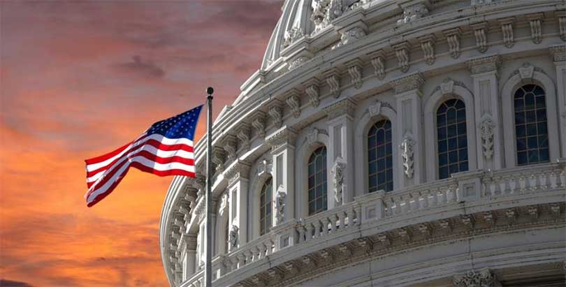 अमेरिकाको संसद भवन बन्द, बाइडेनको शपथ ग्रहणको पूर्वाभ्यास पनि रोकियो