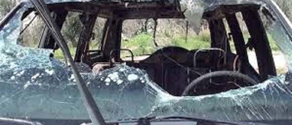 नेकपाका नेताको गाडी तोडफोड, कार्यक्रम नगर्न धम्की